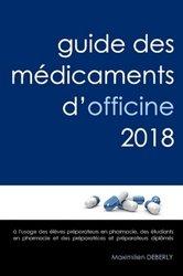 Guide des Médicaments d'Officine 2018