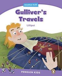 Dernières parutions dans Pearson english kids readers, Gulliver's Travels, Lilliput
