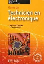 Souvent acheté avec Technologie fonctionnelle de l'automobile Tome 1, le Guide du technicien en électronique