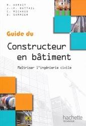 Souvent acheté avec Le Dessin d'architecture d'intérieur, le Guide du constructeur en bâtiment
