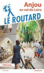 Dernières parutions sur Centre Val-de-Loire, Guide du Routard Anjou