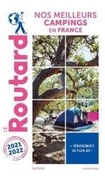 Nouvelle édition Guide du Routard Nos meilleurs campings en France