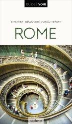 Dernières parutions dans Guides voir, Guide Voir Rome