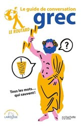 Dernières parutions dans Guide de conversation Routard, Guide de Conversation Grec