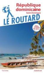 Dernières parutions sur Guides Caraibes et Antilles, Guide du Routard République dominicaine 2020/21