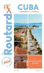 Dernières parutions sur Amériques, Guide du Routard Cuba 2020