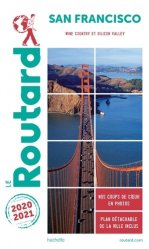 Dernières parutions sur Amériques, Guide du Routard San Francisco 2020/21