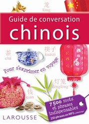 Dernières parutions sur Guides de conversation, Guide de conversation chinois