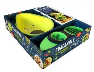 Dernières parutions dans Coffrets Cuisine, Guacamole Party