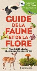 Nouvelle édition Guide de la faune et de la flore