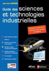 Dernières parutions sur Sciences des matériaux, Guide des sciences et technologies industrielles 2020-2021