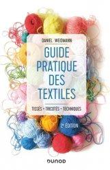 Dernières parutions sur Mode - Stylisme - Textile, Guide pratique des textiles