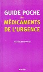 Souvent acheté avec ECG en urgence, le Guide poche des médicaments de l'urgence