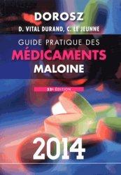 Souvent acheté avec Conseils de santé pour les voyages et les vacances, le Guide pratique des médicaments 2014