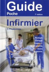 Guide poche infirmier
