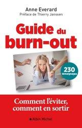 Dernières parutions dans pratique, Guide du burn-out