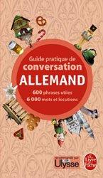 Dernières parutions sur Guides de conversation, Guide pratique de conversation allemand