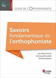 Dernières parutions dans Professions santé, Guide de l'orthophoniste - Volume 1 : Savoirs fondamentaux de l'orthophoniste
