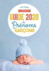 Dernières parutions sur Prénoms - Albums de bébé, Guide des prénoms de garçons