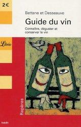 Dernières parutions dans Librio, Guide du vin. Connaître, déguster et conserver le vin majbook ème édition, majbook 1ère édition, livre ecn major, livre ecn, fiche ecn