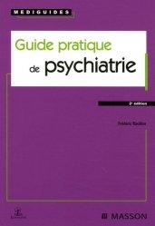 Dernières parutions dans Médiguides, Guide pratique de psychiatrie
