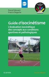 Dernières parutions sur Rééducation, Guide d'isocinétisme
