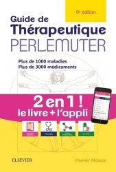 Nouvelle édition Guide de thérapeutique Perlemuter