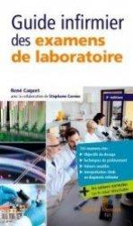 Dernières parutions sur Paramédical, Guide infirmier des examens de laboratoire