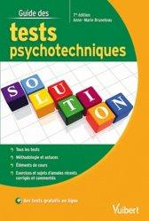 Souvent acheté avec Entraînement aux tests d'aptitude et de logique verbales, le Guide des tests psychotechniques