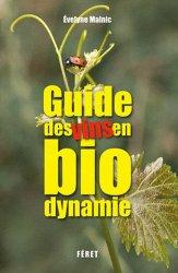 Souvent acheté avec Le coût des fournitures en viticulture et oenologie 2012, le Guide des vins en biodynamie