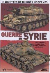 Dernières parutions sur Modélisme, Guerre en Syrie. Maquettes de blindés modernes