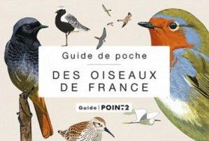 Souvent acheté avec L'almanach des fleurs sauvages, le Guide poche des oiseaux de France