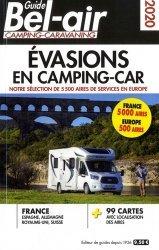 Nouvelle édition Guide Bel-Air Evasions en camping-car