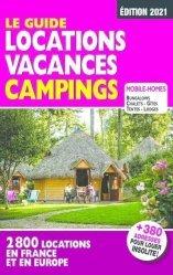 Dernières parutions sur Guides pratiques, Guide Locations Vacances Campings