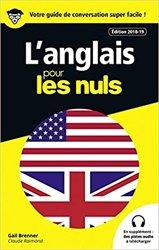 Dernières parutions dans Conversation, Guide de Conversation Anglais pour les Nuls
