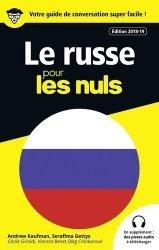 Dernières parutions sur Guides de conversation, Guide de Conversation Russe pour les Nuls