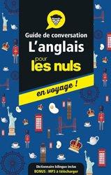 Dernières parutions sur Guides de conversation, Guide de conversation anglais pour les nuls