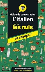 Dernières parutions sur Guides de conversation, Guide de conversation italien pour les nuls