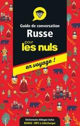 Dernières parutions sur Auto apprentissage, Guide de conversation Russe pour les nuls