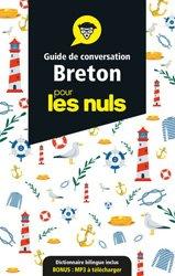 Dernières parutions sur Breton, Guide de conversation Breton pour les nuls