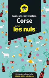 Dernières parutions sur Corse, Guide de conversation Corse pour les nuls