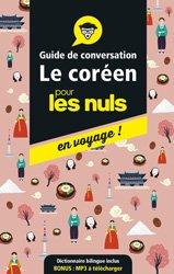 Dernières parutions sur Guides de conversation, Guide de conversation coréen pour les nuls