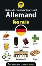 Dernières parutions sur Auto apprentissage (parascolaire), Guide de conversation visuel allemand pour les nuls