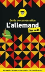 Dernières parutions sur Auto apprentissage (parascolaire), Guide de conversation allemand pour les nuls