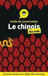 Dernières parutions sur Auto apprentissage (parascolaire), Guide de conversation chinois pour les nuls
