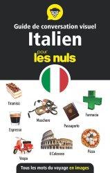 Dernières parutions sur Auto apprentissage (parascolaire), Guide de conversation visuel italien pour les nuls