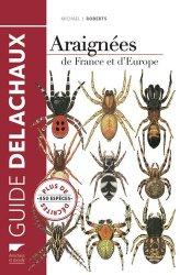 Souvent acheté avec Guide des coléoptères d'Europe, le Guide des araignées de France et d'Europe
