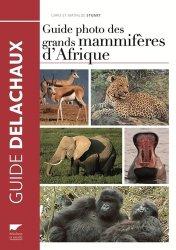 Souvent acheté avec Coléoptères du monde, le Guide photo des grands mammifères d'Afrique