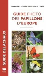 Nouvelle édition Guide photo des papillons d'Europe