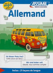 Dernières parutions sur Guides de conversation, Guide de Conversarion Allemand